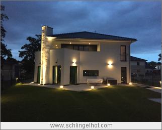 Moderne Villa, Dallgow-Döberitz, OT Neu Döbritz, frei geplantes Architekten-Haus