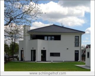 Dallgow-Döberitz, frei geplantes Architekten-Haus, 2015