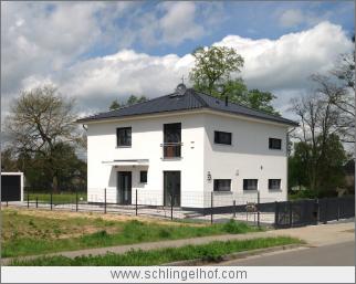 Dallgow-Döberitz, frei geplantes Architekten-Haus