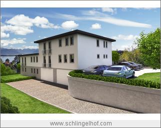 Appartementhaus mit 4 Wohneinheiten in Norwegen, Molde -  Fertigstellung 2011