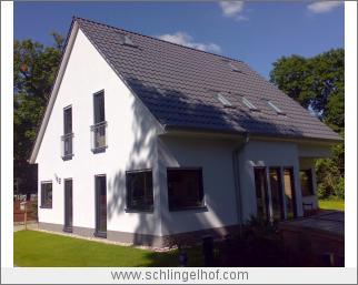 Frei geplantes Architektenhaus, Dallgow-Döberitz, nahe Berlin-Spandau und Falkensee