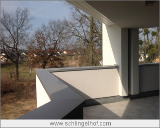 Moderne Villa Dallgow-Döberitz, Bautenstand  Februar 2014