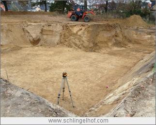 Bauüberwachung  Villa in  Dallgow-Döberitz  Status 1.11.2012