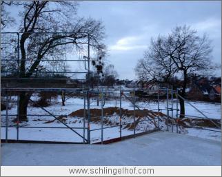 Winterbaustelle - Dallgow-Döberitz - Am Egelpfuhl