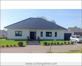 Bungalow, Land Brandenburg
