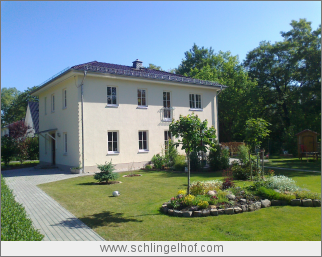 Dallgow-Döberitz  - Am Schwanengraben
