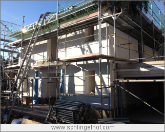 Bauüberwachung Rohbau Status