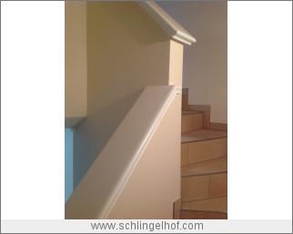 Ausbaudetails Treppenhaus