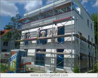 Planung, Bauüberwachung und Bauleitung  Dipl.-Ing. Architekt Torsten Schlingelhof