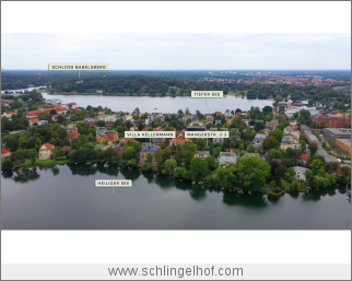 Projektentwicklung Wohnbau Mangerstraße 2+3, Berliner Vorstadt, Potsdam