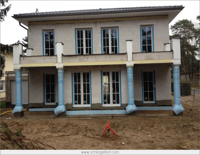 2013 2014 mediterrane stadtvilla ludwigsfelde - Honorar innenarchitekt ...